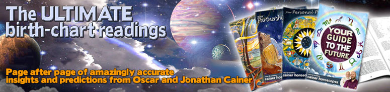 Daily Virgo Horoscope from Oscar and Jonathan Cainer Horoscopes